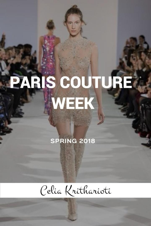 PFW   Couture Spring 2018   CeliaKritharioti