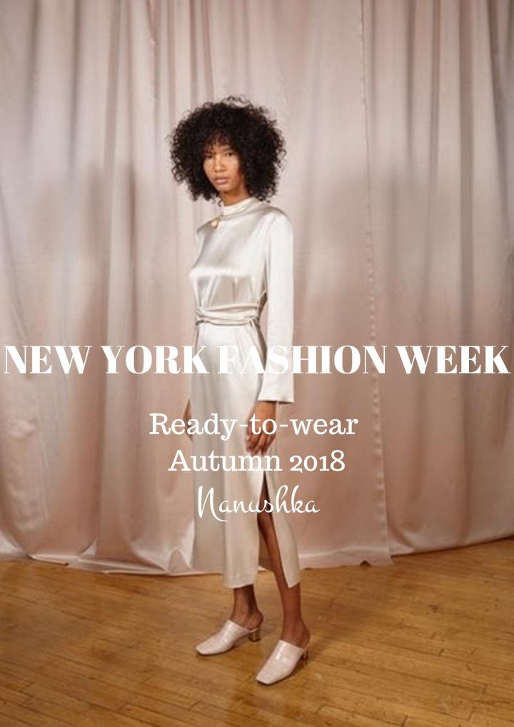 #NYFW | Ready-to-wear Autumn 2018|Nanushka