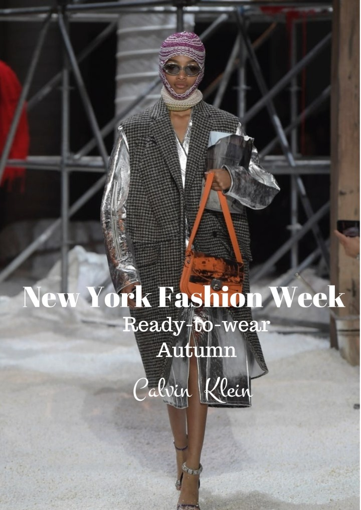 #NYFW | Ready – to – wear Autumn 2018 | Calvin Klein