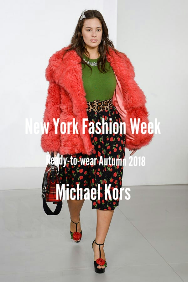 #NYFW | Ready-to-wear Autumn 2018 | Michael Kors