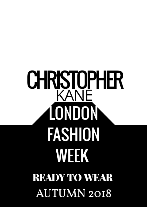 #LFW | Ready-to-wear Autumn  2018 | Christopher Kane
