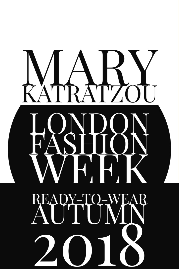 #LFW | Ready-to-wear Autumn 2018 | Mary Katratzou