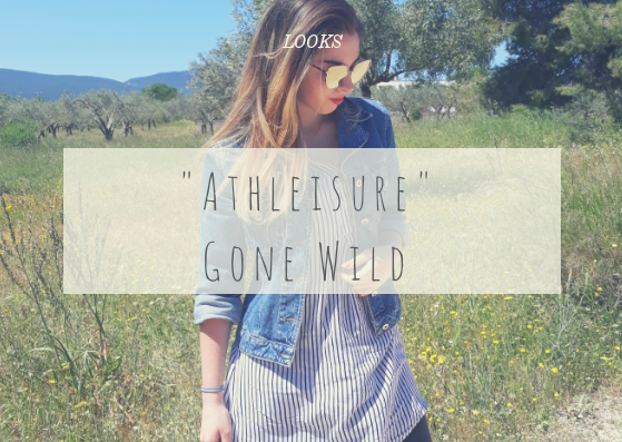 """Athleisure"" Gone Wild"