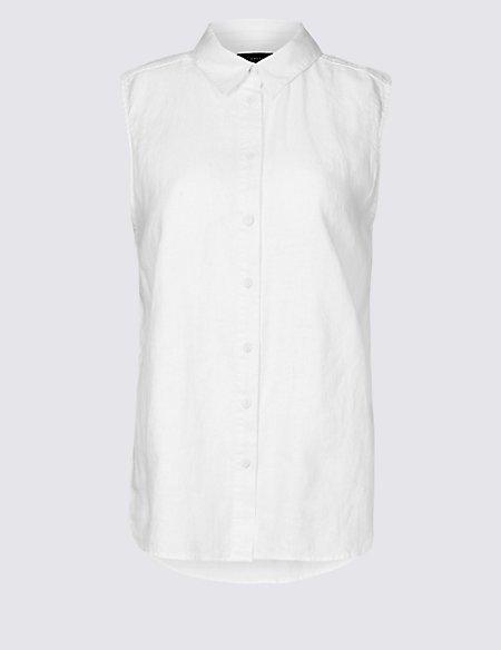 http://www.marksandspencer.com/pure-linen-shirt/p/p60153815?image=SD_01_T43_0671_Z0_X_EC_90&color=WHITE&prevPage=plp&pdpredirect