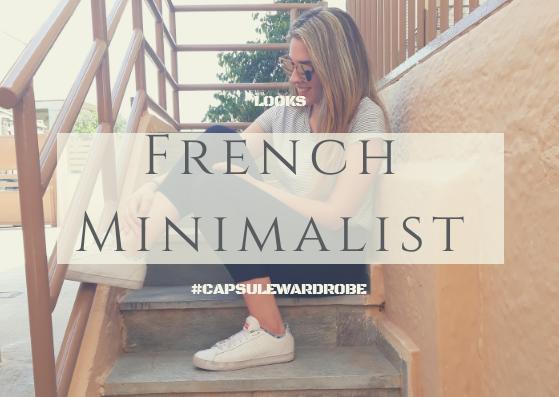 #CapsuleWardrobe | FrenchMinimalist