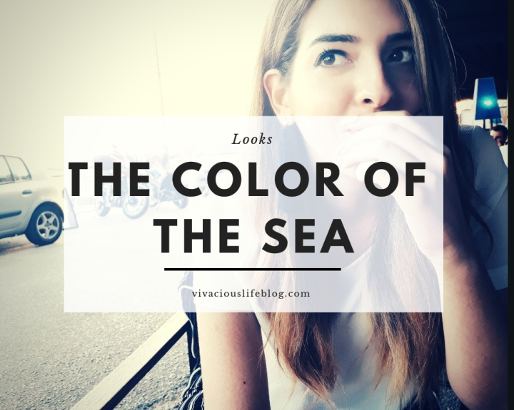 The Color Of The Sea